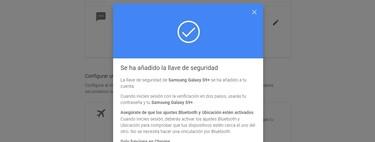 Cómo convertir tu móvil Android en una llave de seguridad para la verificación en dos pasos