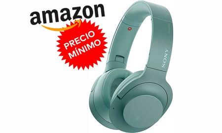 Cancelación de ruido a precio mínimo: Amazon te deja los auriculares de diadema Sony WH-H900N por sólo 148,60 euros