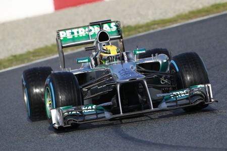 Lewis Hamilton quiere batir a Fernando Alonso por encima de todo