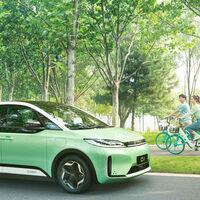 Didi Chuxing, el Uber chino, presenta su coche eléctrico en colaboración con BYD y diseñado específicamente con funciones de taxi