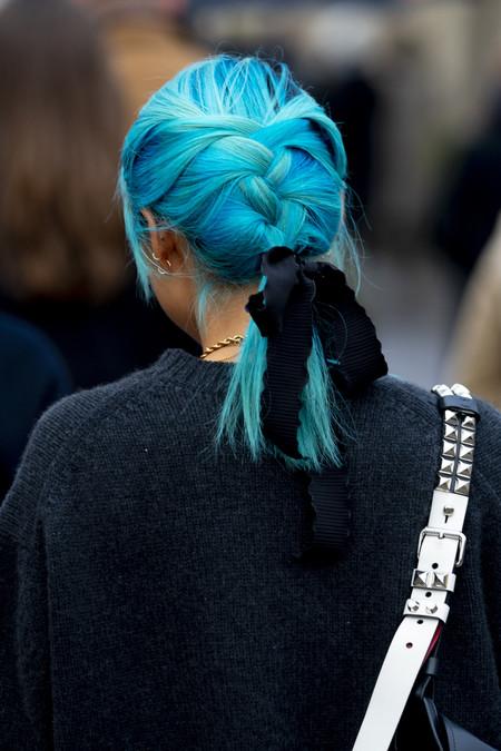 ideas para llevar accesorios del pelo