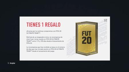 Fifa 20 C Fut En Los Menus 927