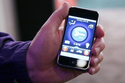 Controla tu automóvil desde el iPhone