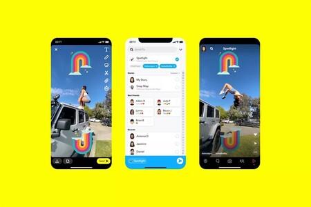 Snapchat crea la sección 'Destacados' para dar la batalla a TikTok, pagar a creadores y no corromper su esencia