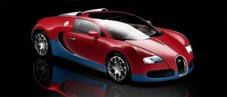 El Bugatti Veyron que alcanzó los 362 km/h en carretera