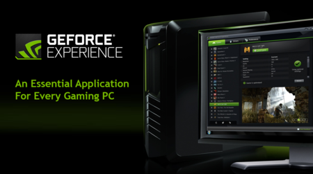 Geforce Experience Header
