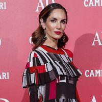 Eugenia Silva derrapa con su look en la fiesta de los Premios AD y por una vez no es la mejor vestida del photocall