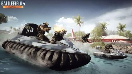 DICE explica en qué consiste Carrier Assault, de Battlefield 4: Naval Strike