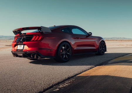 Ford Mustang Shelby GT500 2020 no llegará al mercado europeo