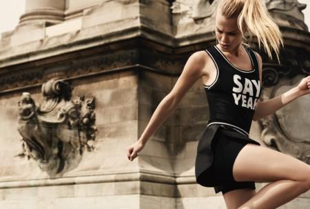 006 Lefties Sportwear Collection Paris Street Workout Make It Possible Copia