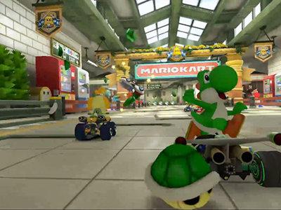 ¡Spoiler Alert! Nintendo nos muestra las nuevas pistas de Mario Kart 8