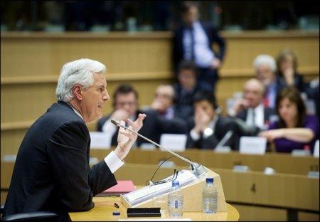 Lo de la Ley Sinde y el comisario Barnier ya viene de cuando el Informe Gallo