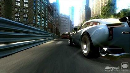 Project Gotham Racing 3: más madera