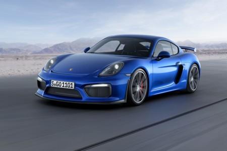 Porsche Cayman GT4 Clubsport,  la emoción de las calles ahora se traslada a las pistas