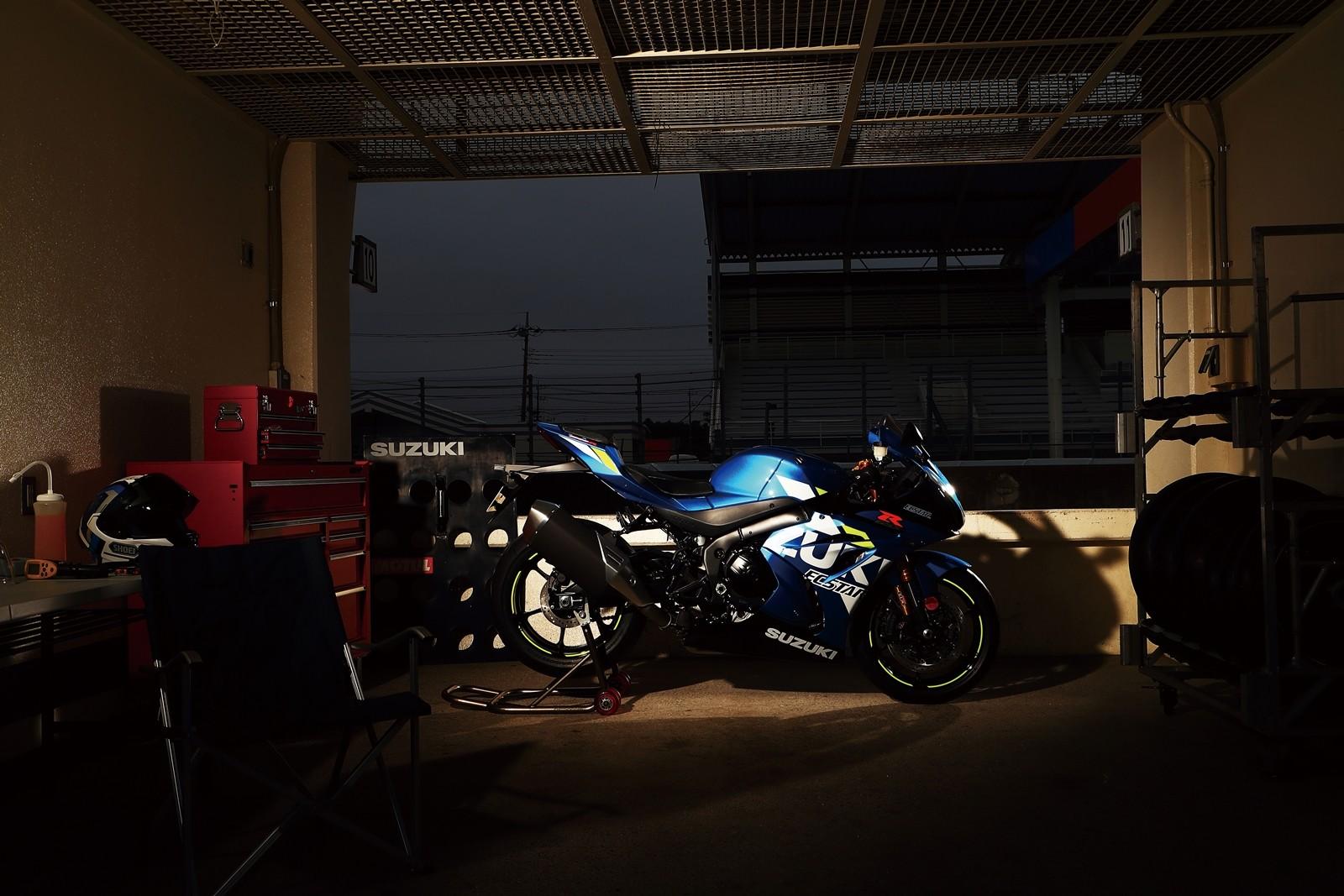 Foto de Suzuki GSX-R1000 2019 (26/78)