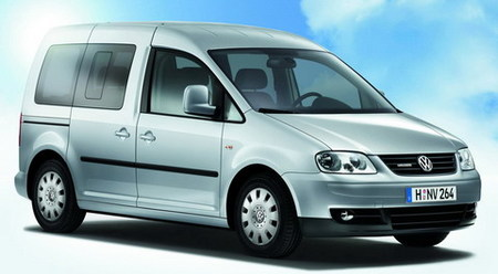 Volkswagen Caddy Bluemotion: ¿compensa económicamente?
