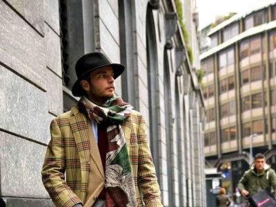 Mejor StreetStyle de la semana: entre Napolés y Milán anda el juego