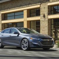 El facelift del Chevrolet Malibu 2019 incluye paquete RS y transmisión CVT