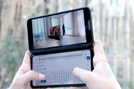 LG mostrará en IFA 2019 un smartphone con tres pantallas, porque una nunca es suficiente