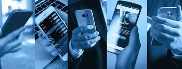 Los mejores móviles de 2019 por menos de 400 euros