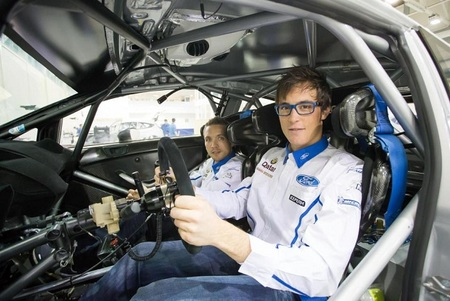 Rallye Monte-Carlo 2013: Thierry Neuville lidera el shakedown