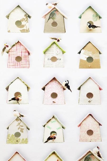 Llena tu casa de pájaros