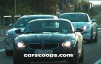 Video espía: El nuevo Audi TT ya rueda con sus rivales (y con un BMW i8)