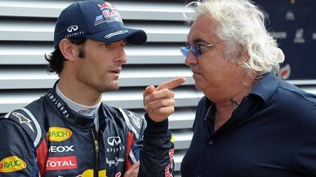 Mark Webber no continuará con Red Bull