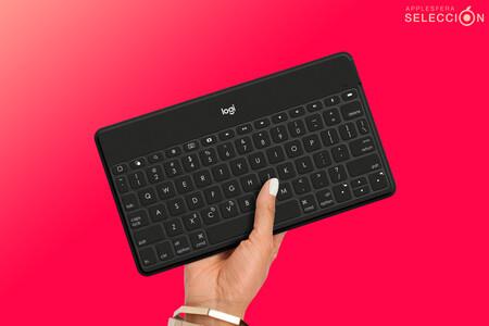 Máxima portabilidad con el ligerísimo teclado ultracompacto Bluetooth Logitech Keys-To-Go para iPad por 49,99 euros en Amazon