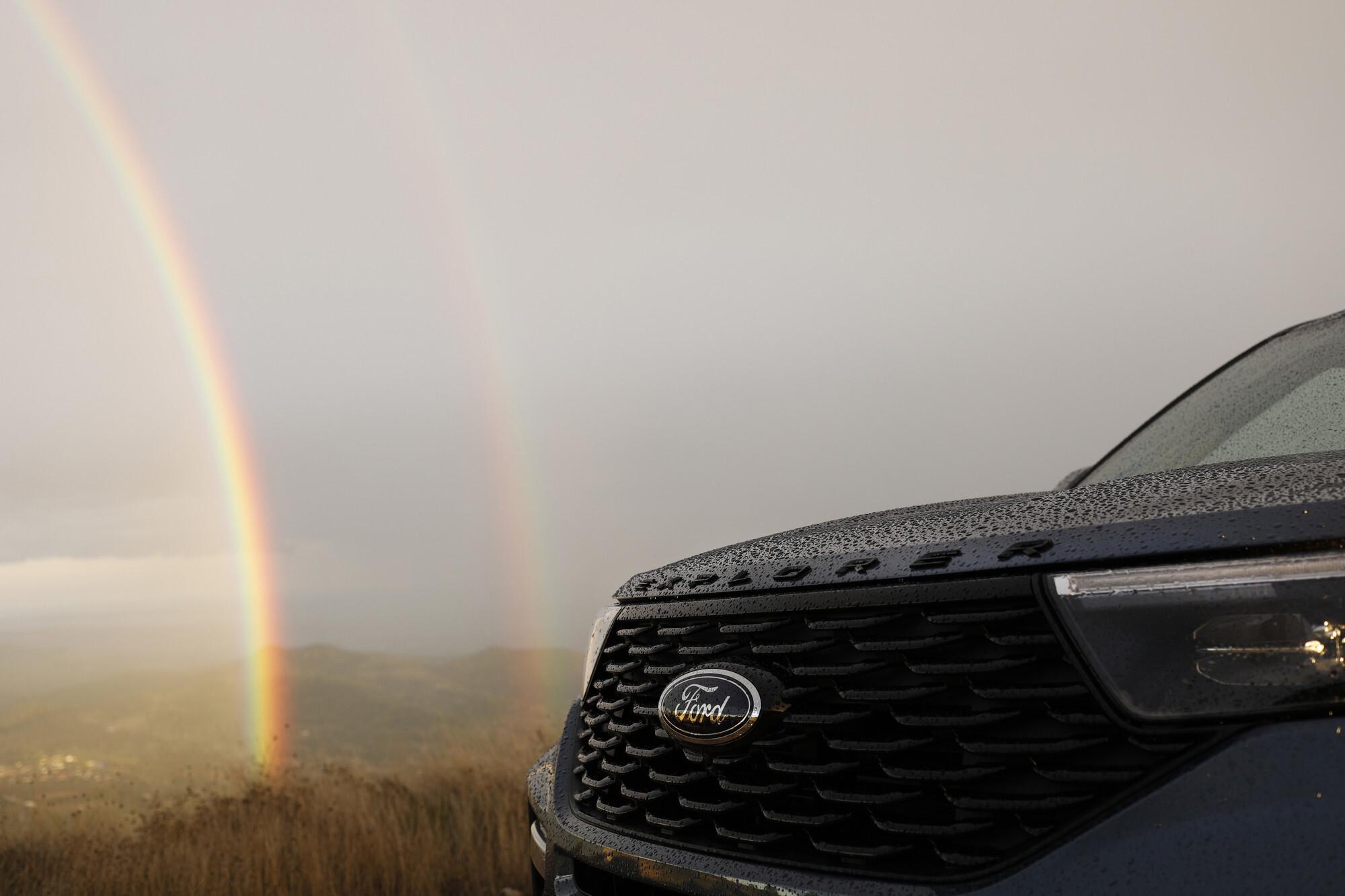 Foto de Ford Explorer 2020 - prueba (115/115)