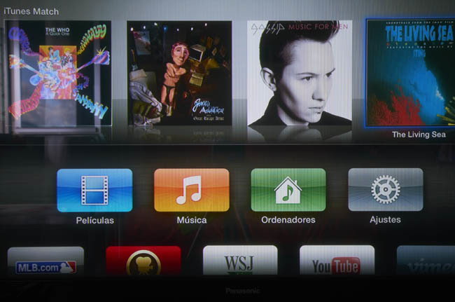 Patallazo de Apple TV