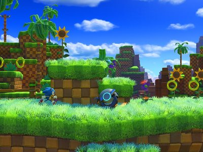 Sonic regresa a Green Hills en un nuevo gameplay de Sonic Forces