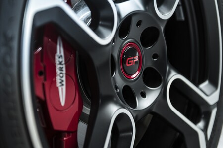 MINI John Cooper Works GP frenos