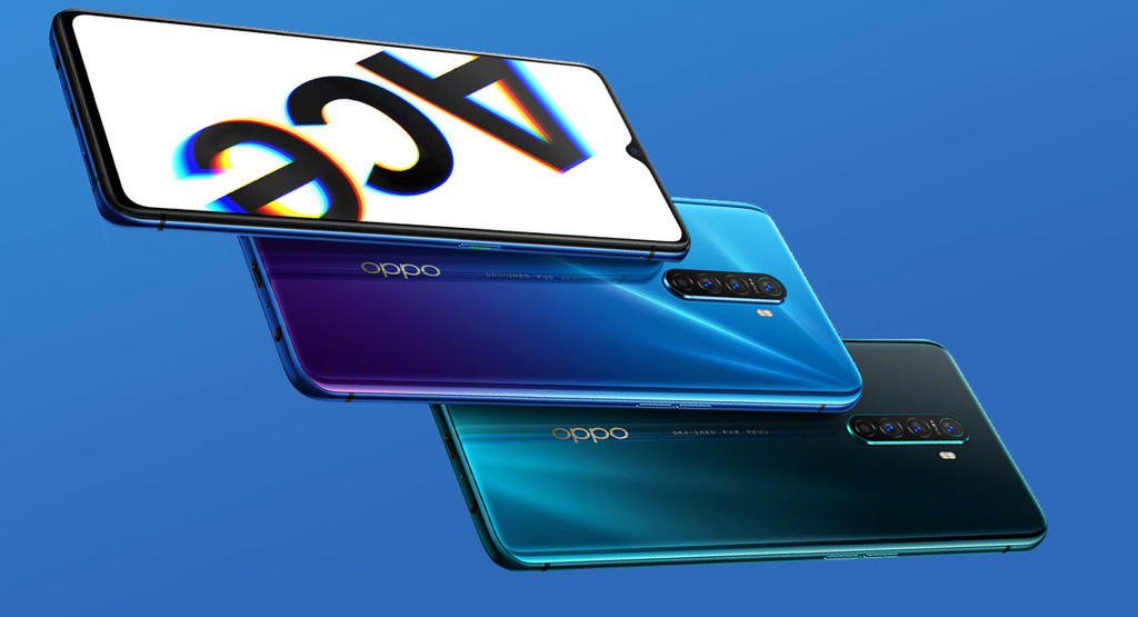 OPPO Reno Aces with Snapdragon 855+, display of 90 Hz and load of 65W already has a date of filing