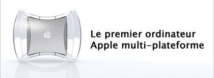 iOne: Concepto de un nuevo Mac, por un usuario