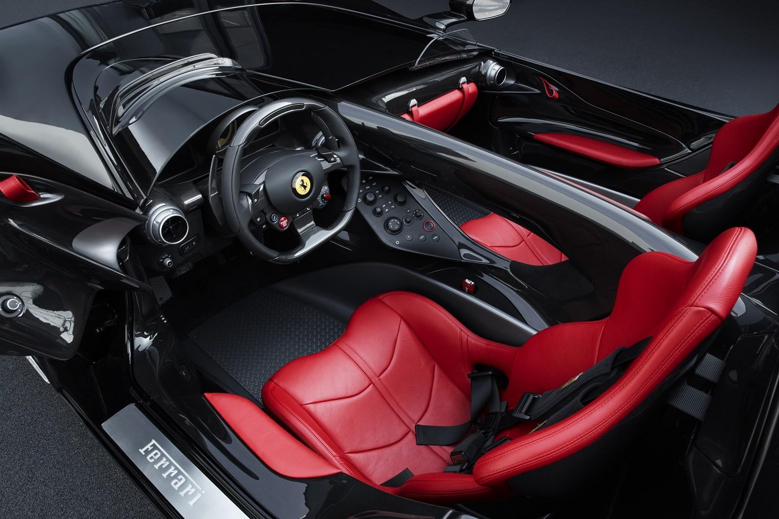 Foto de Ferrari Monza SP1 y Monza SP2 2019 (2/14)