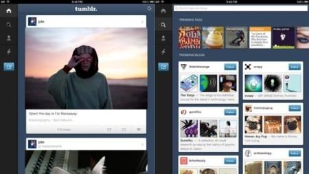 Tumblr lanza una actualización de su app de iOS para solucionar una vulnerabilidad grave