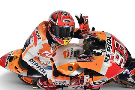 Marc Marquez Honda Rc213v 2018 2