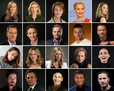Actores nominados al Oscar en 2016