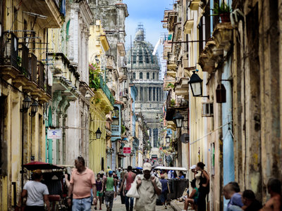 La Habana que dejó Fidel y que, posiblemente, nunca volverá