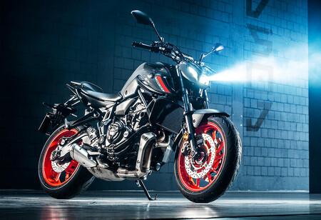 Yamaha Mt 07 2021 1