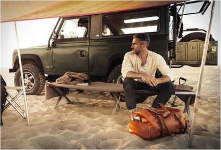The Weekender por Whipping Post, la mochila de viaje tradicional