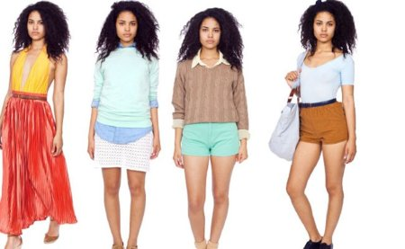 20 Prendas, 20 Looks by American Apparel