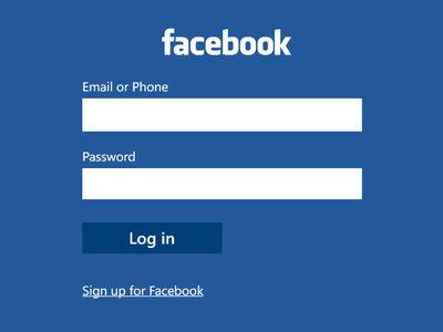 La verificación instantánea llega a Facebook para facilitar el inicio de sesión