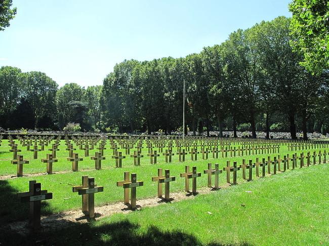 Este nuevo cementerio abierto en París es el primero que se cataloga como medioambientalmente sostenible