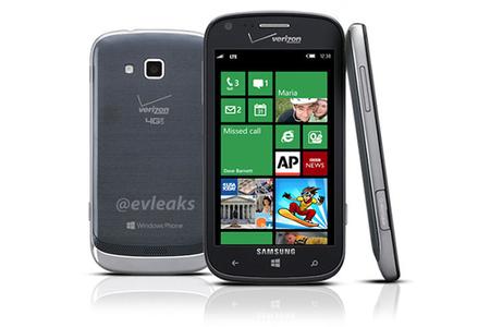Samsung Ativ Odyssey, un Windows Phone 8 más para el mercado americano