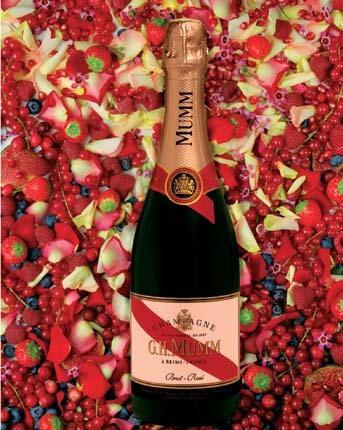 G.H. Mumm Rosé