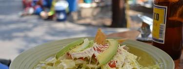 Las ocho variedades de enchiladas más famosas
