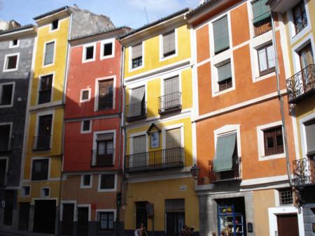 Edificios San Martín Cuenca