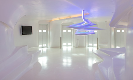 Hotel Puerta de América Zaha Hadid